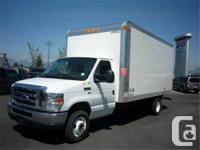 E-450 . 5.4V8, AM/FM, AIR CONDITIONING. 6 FOOT CUBE,