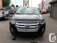 Make Ford Model Edge Year 2013 Colour Black kms 96164