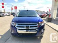Make Ford Model Edge Year 2013 Colour Blue kms 149258