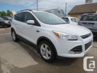 Make Ford Model Escape Colour WHITE Trans Automatic