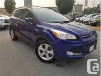 Make Ford Model Escape Year 2013 Colour Blue kms 76963