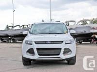 Make Ford Model Escape Colour White Trans Automatic