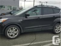 Make Ford Model Escape Year 2013 Colour Black kms