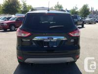 2013 Ford Escape SEL , ONLY 19000 KMS , Black on Black