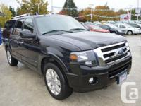 2013 Ford Expedition Max Limited - Leather Seat