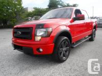 Make Ford Model F-150 Year 2013 Colour Red kms 179911