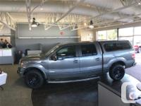 Make Ford Model F-150 Year 2013 Colour Grey kms 111800
