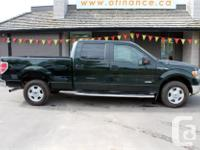 Make Ford Model F-150 Year 2013 Colour Dark Green kms
