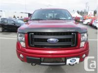 Make Ford Model F-150 Year 2013 Colour Radiant Red kms
