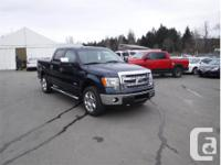 Make Ford Model F-150 Year 2013 Colour Blue kms 118884