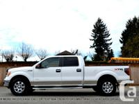 Make Ford Model F-150 SuperCrew Year 2013 Colour White