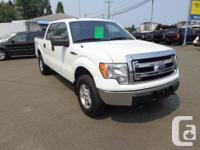 Make Ford Colour white kms 171000 2013 ford f150 xlt