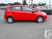 Make Ford Model Fiesta Year 2013 Colour Red kms 52209
