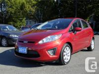 Make Ford Model Fiesta Year 2013 Colour Red kms 24040