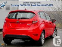 Make Ford Model Fiesta Year 2013 Colour Red kms 50584