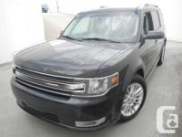 Coastal Ford Vancouver  2013 Ford Flex SEL AWD with