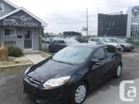 Make Ford Model Focus Year 2013 Colour BLACK kms