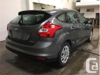 Make Ford Model Focus Year 2013 kms 108492 Trans