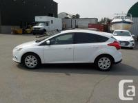 Make Ford Model Focus Year 2013 Colour White kms