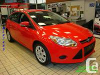 BRAND NEW 2013 FORD FOCUS SE HATCHBACK, Auto,