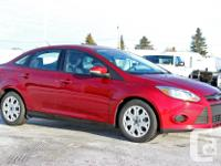 Make Ford Model Focus Year 2013 Colour Red kms 54950