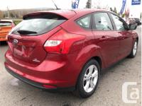 Make Ford Model Focus Year 2013 Colour Red kms 66169