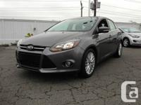 2013 Ford Focus Titanium 4dr Hatchback 4Cyl 2.0Lt,