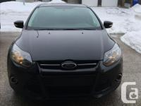 Make Ford Model Focus Year 2013 Colour Black Trans