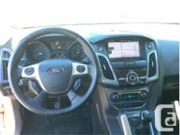Make Ford Model Focus Year 2013 Colour Red kms 53592