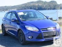 Make Ford Model Focus Year 2013 Colour Blue kms 83659