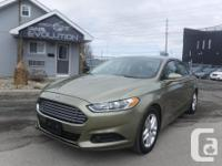 Make Ford Model Fusion Year 2013 Colour GREEN kms