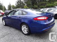 Make Ford Model Fusion Year 2013 Colour Blue kms