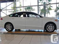2013 Ford Fusion SE. Comes with Low KM (Practically 17,