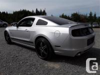 Make Ford Model Mustang Year 2013 Colour Silver kms