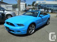 Pre Owned 2013 FORD MUSTANG GT CONVERTIBLEPREMIUM