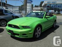 Pre Owned 2013 FORD MUSTANG GT CONVERTIBLE PREMIUM, V8,