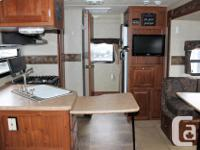 This Ultra-Lite Rockwood trailer that's on consignment