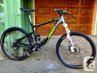 2013 Titan Hypnotic trance X1, dimension M. Bike is a