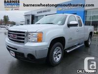 2013 GMC Sierra 1500 SL Nevada Edition The pre-owned