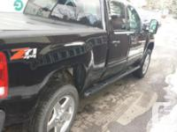 Make GMC Model Sierra 3500 Year 2013 Colour Black kms