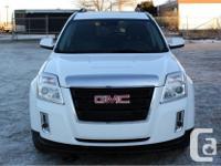 Make GMC Model Terrain Year 2013 Colour White kms