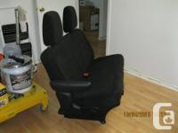 This is a brand new middle bench seat. Van was new with