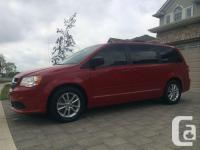 Make Dodge Version Grand Caravan Year 2013 Colour Red
