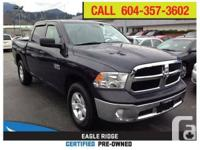 Eagle Ridge Certified Pre-Owned 4 door, 6