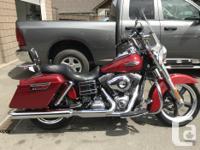 Make Harley Davidson Model Dyna Year 2013 Powerful Twin