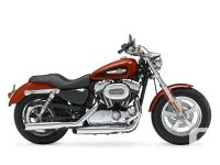 The true Harley-Davidson Sportster , just a little