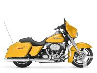 This Street Glide is a crowd pleaser for sure and comes