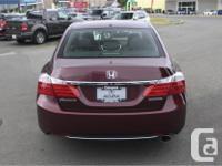 Make Honda Model Accord Sedan Year 2013 Colour Red kms
