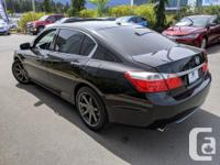 Make Honda Model Accord Year 2013 Colour black kms