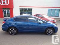 Make Honda Model Civic Year 2013 Colour Blue kms 70305